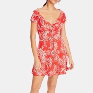 Free People A Thing Called Love Mini Dress | 4